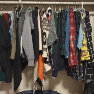 Is your closet confusing?