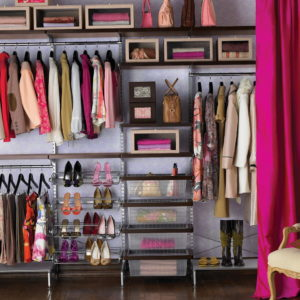 Would you like your closet to look like this?
